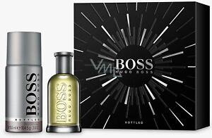 Hugo Boss Boss Bottled Gift Set 50ml EDT + 150ml Deodorant Spray