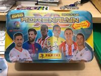 1 Lata Tin Box Selladas ADRENALYN 2017-18   3 Ediciones Limitadas