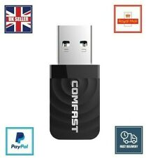 More details for 1300mbps usb 3.0 dual band wifi dongle 5.8ghz/2.4g wireless network adapter