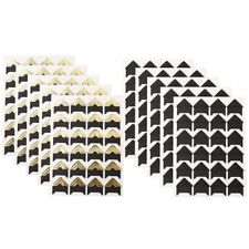 10 Sheets Photo Corners Self Adhesive Stickers, Photo Mounting Paper Corner P1I8