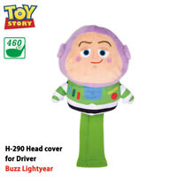 2019 LITE Golf Japan TOY STORY Buzz Lightyear H-290 Head cover for Driver 19at