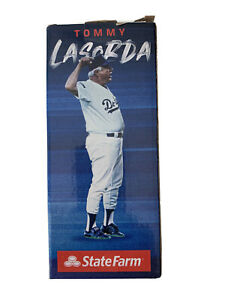 2019 Tommy Lasorda Bobblehead — New In Box— Box Has Some Minor Wear (see Photos)