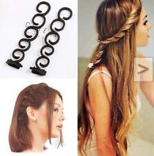 Magic Hair Twist Braid Bun Maker