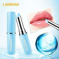 LANBENA hyaluronic Acid Lip Balm Lip Gloss Lipstick Moisturizing Lip Care