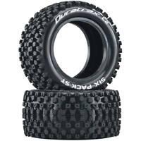 Duratrax Six Pack ST 2.2 Tire (2) DTXC5113