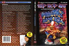 AIRBRUSH ACTION DVD - HIP HOP ART WITH ALAN PASTRANA (2 DISC SET)