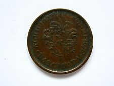 Lower Canada Agriculture & Commerce Token