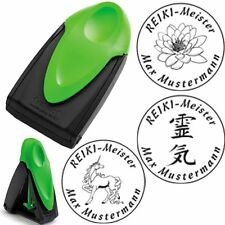 STEMPEL - Reiki Stempel TRODAT Mobile 9430, Reiki-Meister, 5 Motive zur Wahl