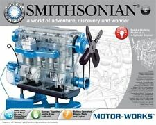 Smithsonian Motor-Works Gas Engine Model Kit Skill Level II