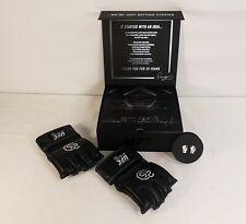 UFC 25 Years Anniversary Glove & Cufflinks Set Leather Size Medium M