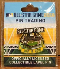 SAN DIEGO PADRES 2016 ALL-STAR GAME QUALCOMM STADIUM COLLECTOR PIN NEW WINCRAFT