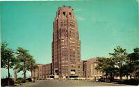 Vintage Postcard - Un-Posted Central Terminal Buffalo New York NY #4407