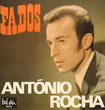 """ANTONIO ROCHA - Fados (VINYL EP 7"""" FRANCE + AUTOGRAPH)"""
