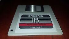 ENSONIQ EPS OS Boot Disk ver. 2.49 - 24 Instruments