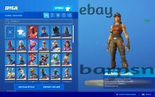 FORTNITE-Renegade Raider ( read the description )