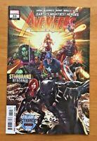 Avengers # 30 2020 Mico Suayan Main Cover 1st Print Marvel Comics VF/NM
