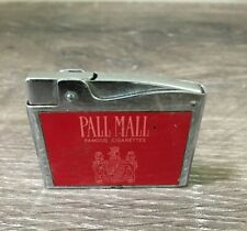 Flat Two-Sided Pall Mall Vintage Lighter
