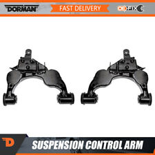 Dorman Front Lower Left & Right Control Arm For 2004-2006 Toyota Tundra