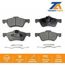 Front TEC Ceramic Brake Pads Fits Ford Escape Mercury Mariner Mazda Tribute