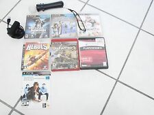 Playstation 3 Video Game lot OF 8 Uncharted, Herors Over Europe Madden 2011+