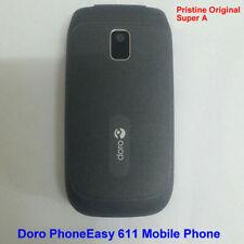 100% Genuine Original Doro PhoneEasy 611 2MP Triband GSM Unlock Mobile Phone
