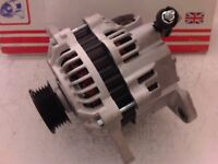 TO FIT SUBARU IMPREZA 2.0 2.5 BUGEYE  WRX & STi BRAND NEW ALTERNATOR 2000-on