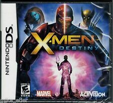X-Men: Destiny  (Nintendo DS, 2011) Factory Sealed