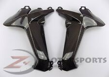 2017-2019 CBR1000RR Side Engine Shroud Trim Cover Fairing Cowling Carbon Fiber