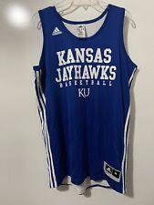 Adidas Ku Kansas Jayhawks Basketball Jersey Size medium