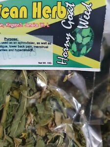 GOAT WEED LEAFS .HORNY WEED.FOR BEST RESULTS FOLLOW INSTRUCTIONS ON ITEM.