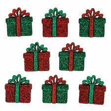 Jesse James Embellishment - Dress It Up ~ Tiny Glitter Presents 4978 ~ Christmas
