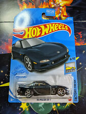 2021 Hot Wheels '95 MAZDA RX-7 Super Treasure Hunt 88/250 Free SHIP