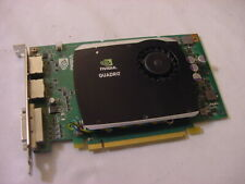 NVIDIA QUADRO FX580 GRAPHICS VIDEO CARD - PULLED WORKING