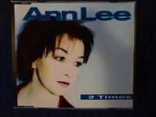 Ann Lee - 2 Times (CD, ZYX)