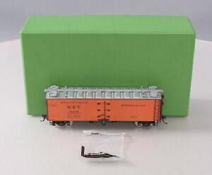 Overland OMI-3249.1 HO BRASS MDT Composite Refrigerator Car - Painted EX/Box