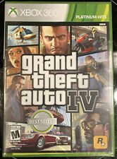 New Grand Theft Auto Iv (Works On Xbox One)New Sealed Fast Ship