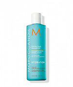 Hydrating Shampoo (for All Hair Types) 250ml by Moroccanoil
