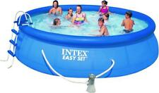 INTEX Swimming Pool EASY SET 457x122 Komplettset 28168 GS