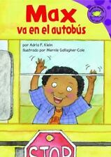 Max va en el autobus (Read-It! Readers: Nivel Morado) (Spanish-ExLibrary