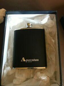 Aquascutum Hip Flask