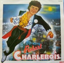 autographe Robert CHARLEBOIS