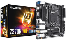 Gigabyte z370n-wifi-ITX placa base Intel Conector 1151 CPU