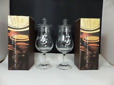 The Yamazaki Single Malt Whisky Pair Nosing Glasses With Box NEW