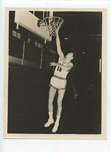 Original Tom Gola Philadelphia Warriors Shooting 8 X 10 Photo