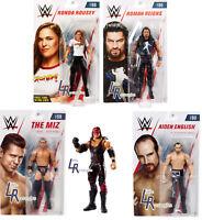 WWE Figures - Basic Series 90 - Mattel - Brand New - Sealed