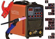 I-TIG-160P Pulse Inverter Schweissgerät WIG Puls + E-Hand MMA 230V IGBT 60%ED