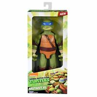 "PLAYMATES TEENAGE MUTANT NINJA TURTLES  Leonardo 11"" ACTION FIGURE NEW MIB"