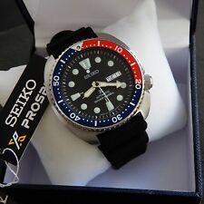 SEIKO Turtle Pospex Divers Watch SPR779 4R36-04Y0 BLACK Dial Boxed MINT Japan