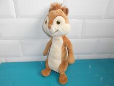 17.11.11.1 Pelcuhe ALVIN et les Chipmunks 22cm écureuil Gipsy
