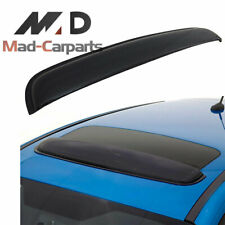 """MAD Top Wind Deflector Moon Sunroof Visor 1.4mm For Mid Size Vehicle 980mm 38.6"""""""